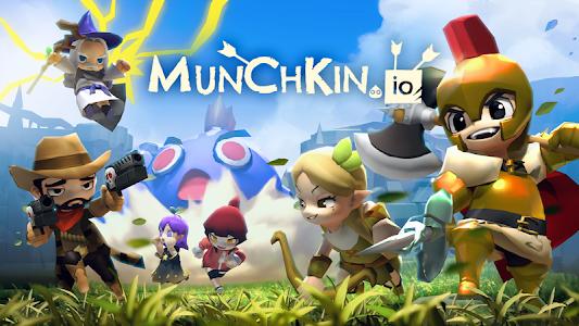 Download Munchkin.io - Clash of Crowns! 12.2 APK