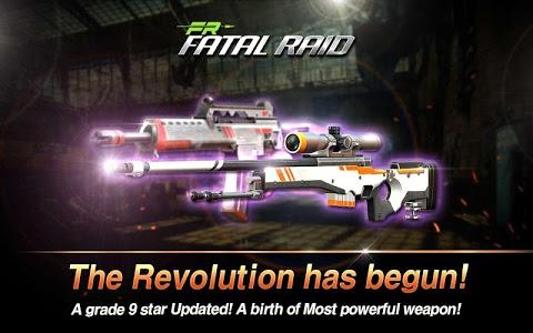 Download Fatal Raid - No.1 Mobile FPS 1.5.465 APK