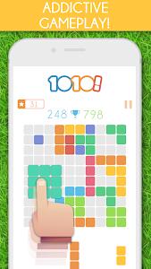 screenshot of 1010! Block Puzzle Game version 68.1.0