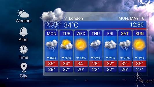 Download 3D Clock Current Weather Free 14.0.0.4232 APK