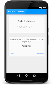 Download 4G LTE Only Network Switch 1.1 APK
