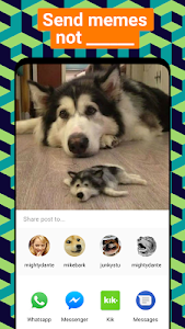 screenshot of 9GAG: Funny Gifs, Pics, Memes & Videos for IGTV version Varies with device