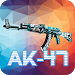 Download AK-47 Lotto - free skins 0.1.47 APK