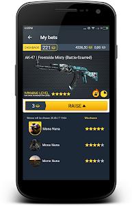 Download AK-47 Lotto - free skins 0.1.47 APK
