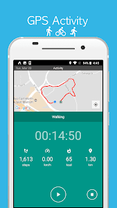 Download Accupedo Pedometer - Step Counter  APK