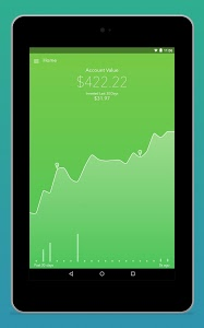 screenshot of Acorns - Invest Spare Change version 1.4.8