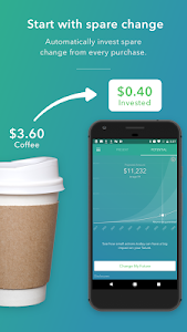 screenshot of Acorns - Invest Spare Change version Varies with device