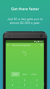 screenshot of Acorns - Invest Spare Change version 1.5.16