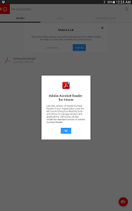 Download Acrobat Reader for Intune  APK