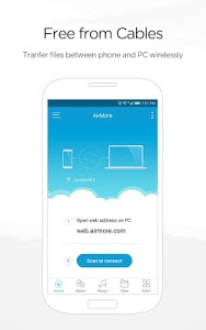 Download AirMore: File Transfer 1.6.1 APK