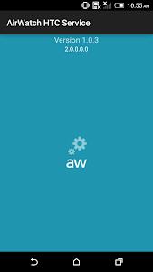 Download AirWatch HTC Service 1.0.3 APK