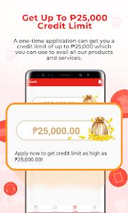 screenshot of Akulaku — Shop On Installment Without Credit Card version 2.8.1