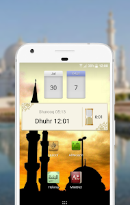 Download Al-Moazin Lite (Prayer Times) 3.1.1057 APK