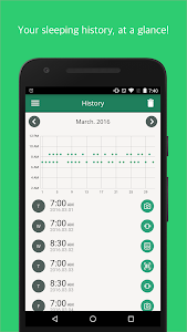 screenshot of Alarmy (Sleep If U Can)- alarm version Varies with device