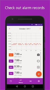 screenshot of Alarmy (Sleep If U Can) - Alarm clock version 30.46