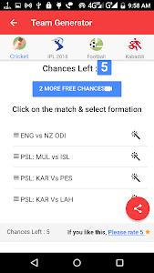 Download All Dream 11 Predictions Pro(Dream11, Halaplay) 1.6 APK