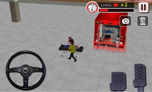 Download 911 Ambulance Rescue Driver 2.3 APK