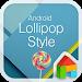 Download Lollipop LINE Launcher theme 4.1 APK