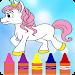 Download Animal coloring book for kids 1.1 APK