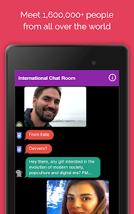 Download Anonymous Chat Rooms App to Meet New People Online 6.000 APK