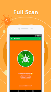 screenshot of Antivirus Free version 2.1.8