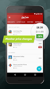 Download AppSales: Paid Apps Gone Free & On Sale 9.1 APK