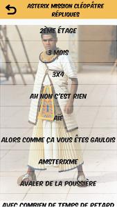 Download Astérix et Obélix: Mission Cléopâtre répliques 1.2 APK