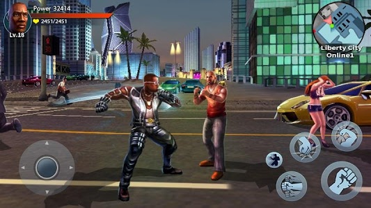 Download Auto Theft Gangsters 1.18 APK