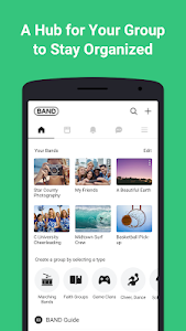 Download BAND - Organize your groups  APK