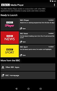 Download BBC Media Player  APK