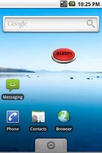 screenshot of BLEEP Me! version 1.90