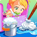 Download Doll House Cleaning Game – Princess Room 2.0 APK