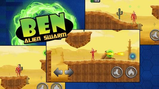 Download Ben Transfrom Alien Timer 1.1 APK