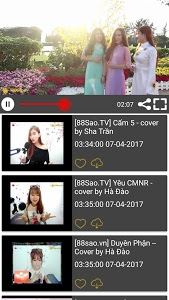 screenshot of Best Videos 2017 version 1.0.24
