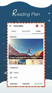 screenshot of Dailybread: Bible Verse & Devo version 1.5.3