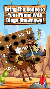 screenshot of Bingo Showdown: Free Bingo Game – Live Bingo version 159.1.0