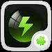 Download Black Theme GO Power Battery 1.1 APK