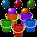 Download Bucket Roleta - Bucket Bubble Ball Game 1.82 APK