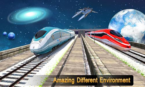 Download Bullet Space Train Simulator 1.4 APK