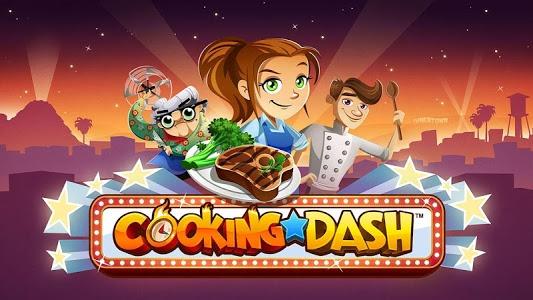 screenshot of COOKING DASH version 1.33.8