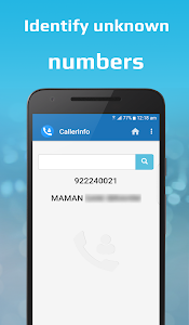 Download CallerInfo: Caller ID, Number lookup, Number book 3.7 APK