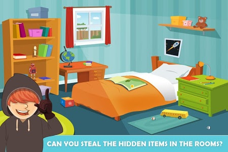 screenshot of Can You Steal It: Secret Thief version 1.6