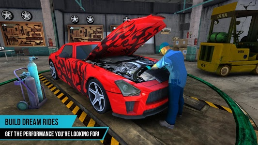screenshot of Car Mechanic Simulator Game 3D version 1.0.3