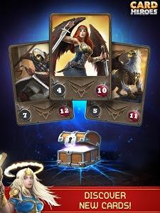 screenshot of Card Heroes version 1.31.1612
