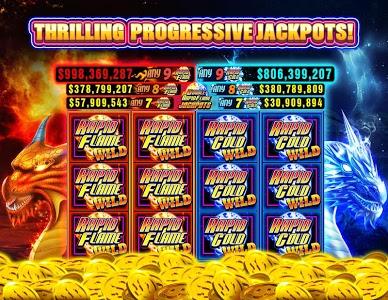 screenshot of Cashmania Slots 2019: Free Vegas Casino Slot Game! version 1.2.7