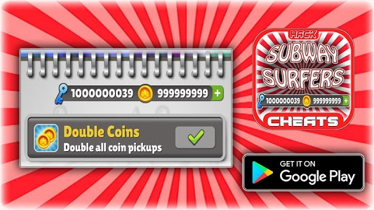 Download Cheats For Subway Surfers Hack Joke App - Prank! 1.0 APK