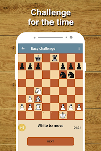 screenshot of Chess Coach - Chess puzzles version 1.85