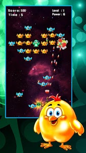 Download Chicken Shooter: Space Defense 1.1 APK