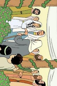 screenshot of Children's Bible version 1.1