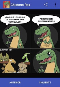 Download Chistoso Rex Chistes Malos y Divertidos 2.0.0 APK